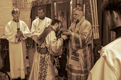 Arhijerejska Liturgija u Utrehtu