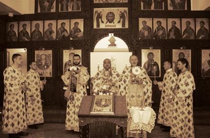 Nedelja Pravoslavlja u Štutgartu