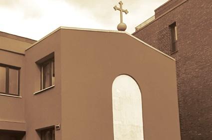 Obraćanje sveštenstva parohijanima u Hamburgu