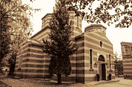 Obaveštenje sveštenstva hrama Svetoga Jovana Vladimira u Minhenu