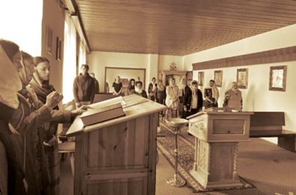 Proslava praznika Prenosa moštiju Sv. oca Nikolaja u Kaselu