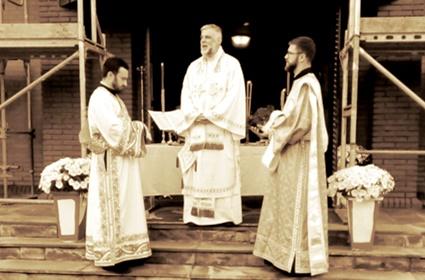 Liturgijsko sabranje u Diseldorfu – Nedelja Slepog