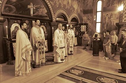 Празник Вазнесења Господњег у Диселдорфу