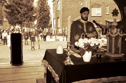 Praznik Silaska Svetoga Duha na apostole – Dortmund