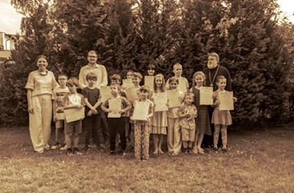 Kraj školske godine u Srpskoj školi – Berlin