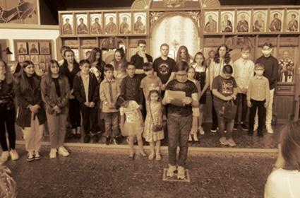 Poseban crkveno-školski dan u gradu Bremenu