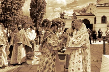 Proslava praznika Pedesetnice u Diseldorfu