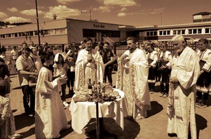 Petrovdan – krsna slava Svetosavske omladine na Švarcvaldu
