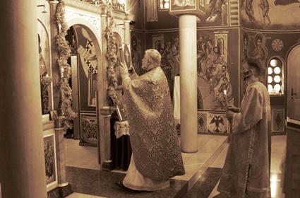 Sveta Liturgija u Hanoveru – Nedelja 4. po Duhovima