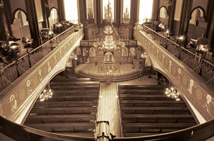 Света Литургија у храму Светога Саве у Берлину емитована на каналу Друге немачке телевизије