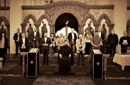 Novoizabrani Crkveni odbor u Dortmundu položio zakletvu
