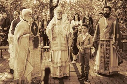 Slava parohije u Vupertalu