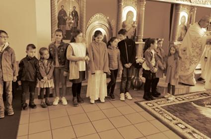 Praznik Vozdviženje Časnog Krsta u Ulmu