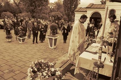 U Diseldorfu proslavljen praznik Vozdviženja Časnog Krsta