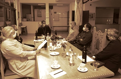 Sjednica Konferencije pravoslavnih parohijskih sveštenika u Diseldorfu
