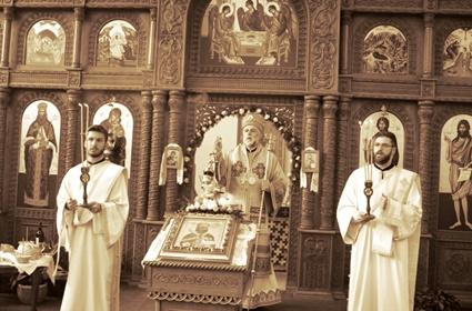 Hramovna slava crkve u Augzburgu – Arhijerejska Liturgija