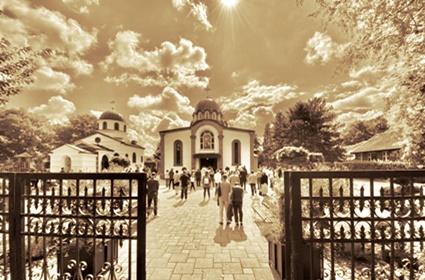 Obaveštenje Proslava Badnje večeri i Božića u Sabornom hramu Svetoga Save u Diseldorfu 2021. godine