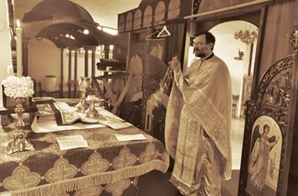 Sveta Liturgija u Ahenu – Nedelja 20. po Duhovima