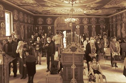 Proslava praznika Svete Petke na Bodenskom Jezeru