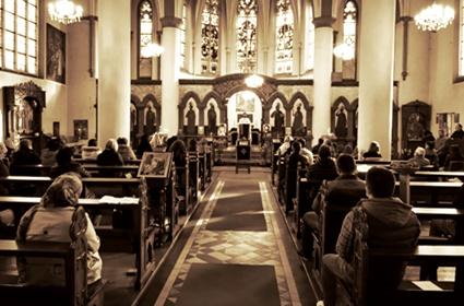 Sveta Liturgija u Dortmundu – nedjelja 17. po Duhovima