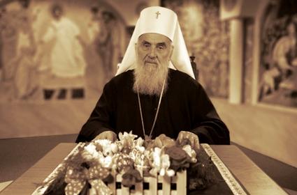 Izrazi saučešća povodom upokojenja Njegove Svetosti Patrijarha Irineja