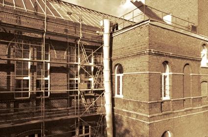 Građevinski radovi u Crkvenoj opštini vupertalskoj