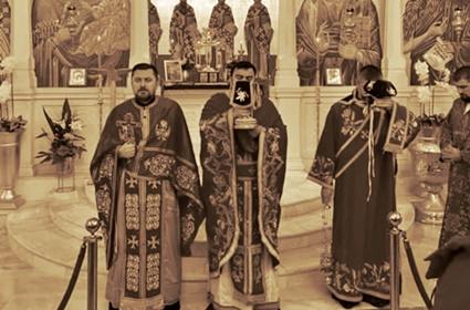 Proslava Mitrovdana u Frankfurtu i liturgijsko krštenje