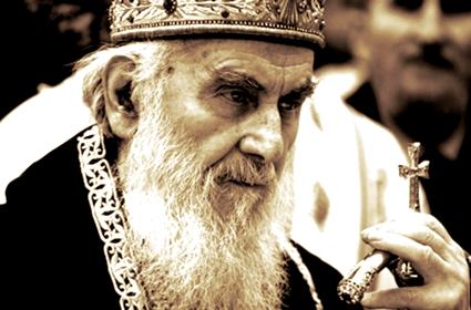 Vladika Grigorije povodom upokojenja patrijarha srpskog gospodina Irineja