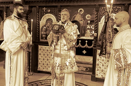 Празник Ваведења Пресвете Богородице – Диселдорф