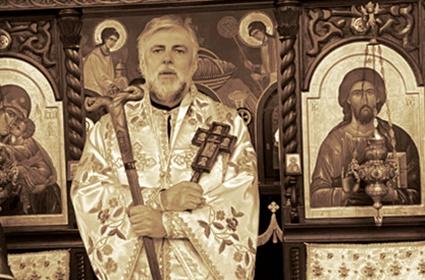 Weihnachtsbrief des Bischofs Grigorije