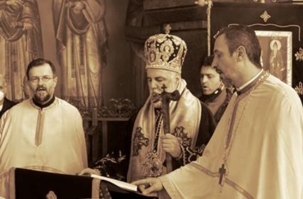 Bogojavljenje – Sveta arhijerejska Liturgija u Diseldorfu