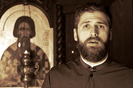 Svetosavska poruka – đakon Aleksandar Debeljak