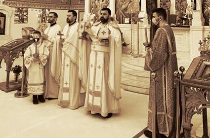 Proslava praznika Svetoga Save prvog arhiepiskopa srpskog – Frankfurt