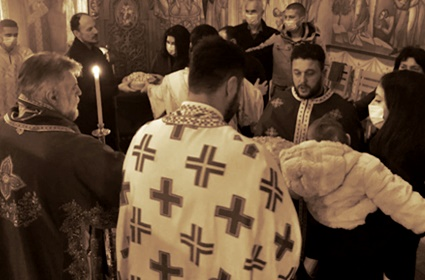 Sveta arhijerejska liturgija u Petropavlovom manastiru