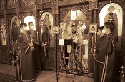 Nedelja mitara i fariseja u Karlsrueu