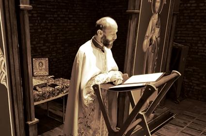 Беседа свештеника Драгише Јеркића – Недеља Прве седмице Великога поста – Минхен