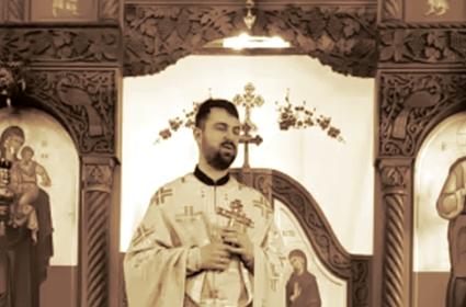 Беседа свештеника Бојана Симића на задушнице – Минхен
