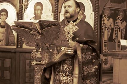 Beseda sveštenika Veljka Gačića – Nedelja siropusna – Berlin