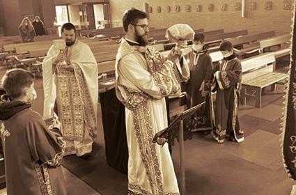 Beseda sveštenomonaha Jovana Stanojevića – O postu – Bon