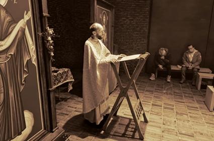 Беседа свештеника Драгише Јеркића – Недеља Пете седмице Великога поста – Минхен