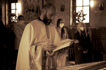 Беседа свештеника Драгише Јеркића – Недеља Треће седмице Великога поста – Минхен