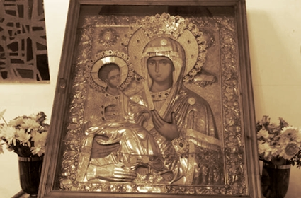Veliki blagoslov za vjerni narod u Frankfurtu – Ikona Presvete Bogorodice