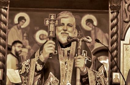 Беседа Епископа Григорија – О блудницама и светитељкама – Недеља Пете седмице Великога поста – Диселдорф