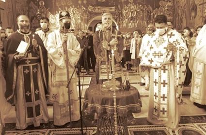 Četrdesetodnevni spomen Episkopu Atanasiju
