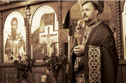 Beseda sveštenika Veljka Gačića – Veliki petak – Berlin