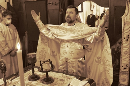 Praznik Svetoga Vasilija Ostroškog liturgijski proslavljen u CO Frankfurt