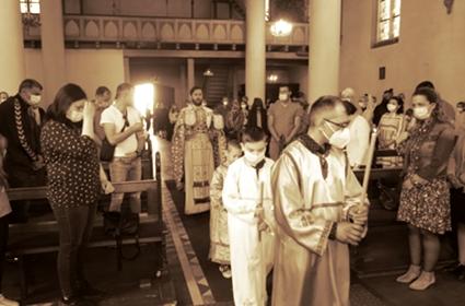 Praznik Nedjelje Otaca Prvog vaseljenskog sabora u Dortmundu