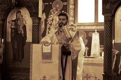 Beseda đakona Dejana Ristića – Nedelja Slepog – Minhen