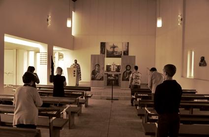Sveta Liturgija u Fuldi