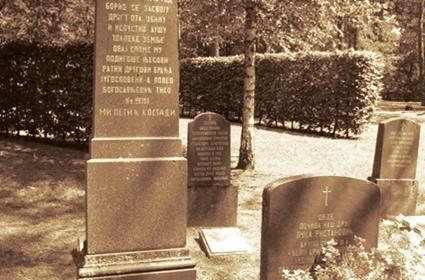 Историјат логора Шталаг 3 А и гробља ратних заробљеника у Лукенвалдеу